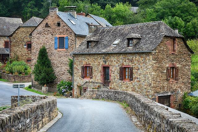 starobylé vesnice