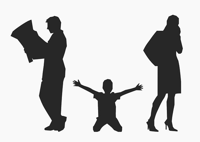 rozvod rodičů