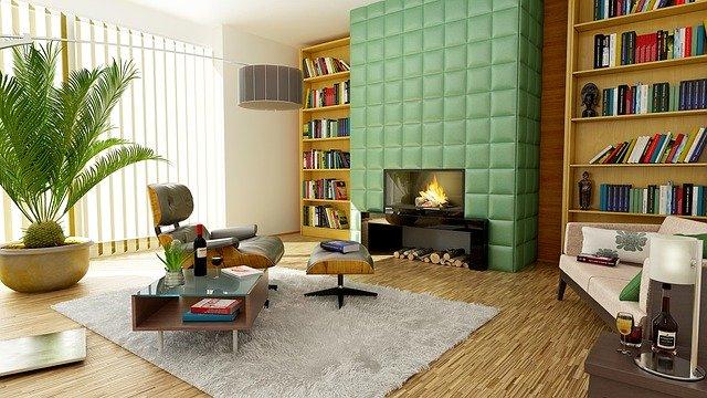 moderní místnost